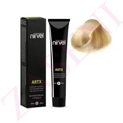NIRVEL TINTE 12 SUPER ACLARANTE NATURAL 60ML