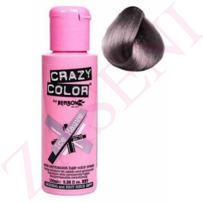 CRAZY COLOR CREMA COLORANTE CABELLO ICE MAUVE 75 100ML