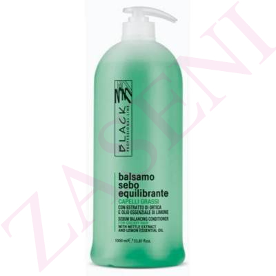 BLACK BALSAMO CABELLO GRASO 1000ML