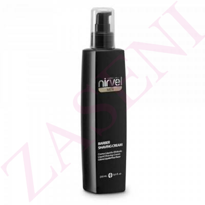 NIRVEL CREMA DE AFEITAR SHAVING CREAM 250ML