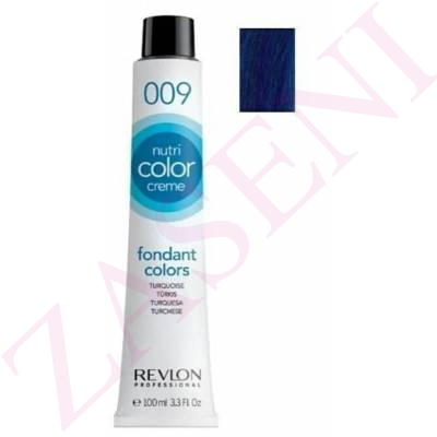 REVLON NUTRI COLOR TURQUESA 009 100ML