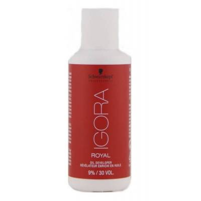 SCHWARZKOPF 30VOL.9%.60ML. IGORA ROYAL OXIDANTE