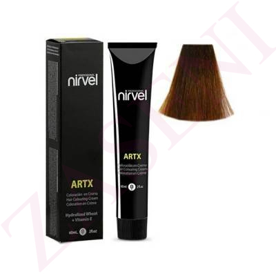 NIRVEL TINTE 7.75 RUBIO MEDIO CHOCOLATE 60ML
