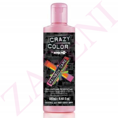 CRAZY COLOR ACONDICIONADOR RAINBOW CARE 200ML
