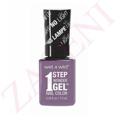 WET N WILD ESMALTE 1STEP GEL 7281