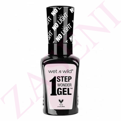 WET N WILD ESMALTE 1STEP GEL E7201