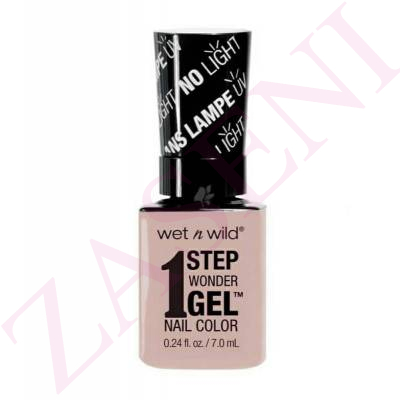 WET N WILD ESMALTE 1STEP GEL E705A