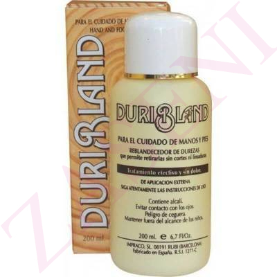 DURIBLAND REBLANDECEDOR DE DUREZAS 200ML