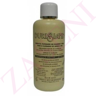 DURIBLAND REBLANDECEDOR DE DUREZAS 500ML