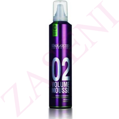 SALERM VOLUMEN MOUSSE Nº 02 300ML