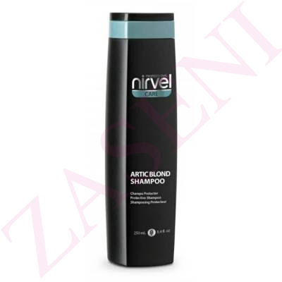 NIRVEL CHAMPÚ ARTIC BLOND 250ML