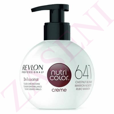 REVLON NUTRI COLOR Nº 641 RUBIO MARRON 270ML