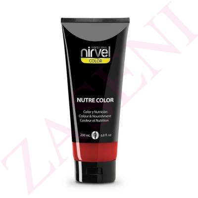 NIRVEL NUTRE COLOR CARMIN 200ML