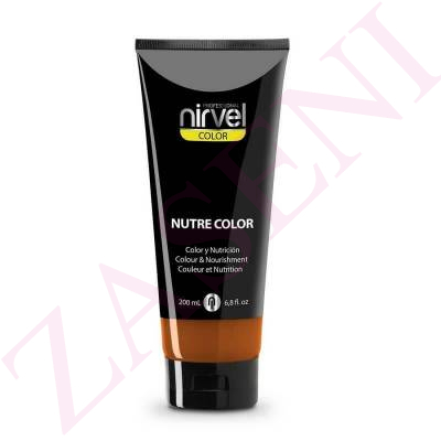 NIRVEL NUTRE COLOR COBRE 200ML