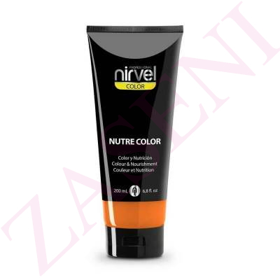 NIRVEL NUTRE COLOR MANDARINA 200ML