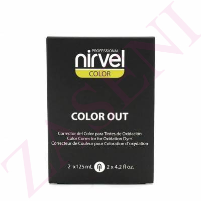 NIRVEL COLOR OUT-CORRECTOR DE COLOR-