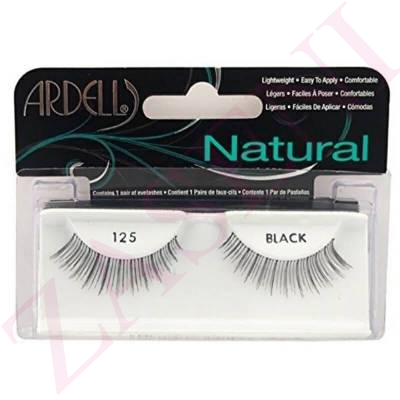 ARDELL PESTAÑAS COMPLETAS NATURAL 125 BLACK