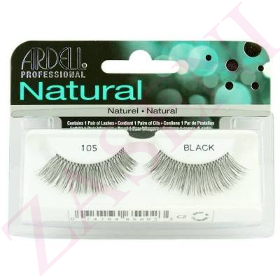 ARDELL PESTAÑAS COMPLETAS NATURAL 105 BLACK