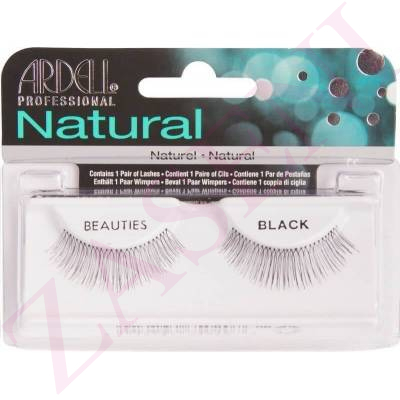 ARDELL PESTAÑAS COMPLETAS NATURAL BEAUTIES BLACK