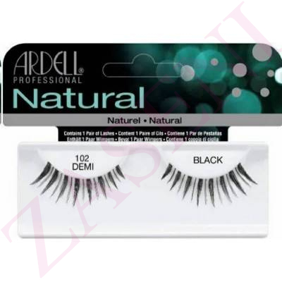 ARDELL PESTAÑAS COMPLETAS NATURAL 102 DEMI BLACK