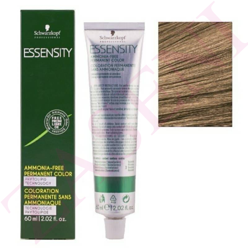 SCHWARZKOPF TINTE ESSENSITY 7-0 RUBIO CLARO NATURAL 60ML