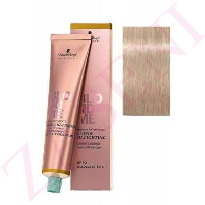 BLONDME HI-LIGHTING CREMA DECOLORANTE H-COOL ROSE 60ML