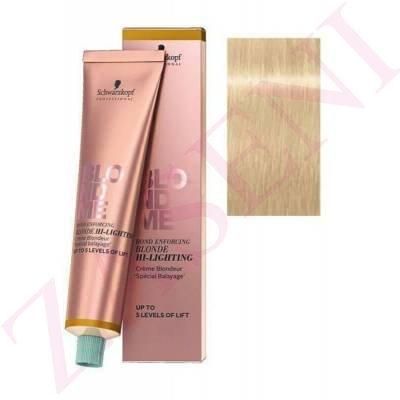 BLONDME HI-LIGHTING CREMA DECOLORANTE H-WARM GOLD 60ML