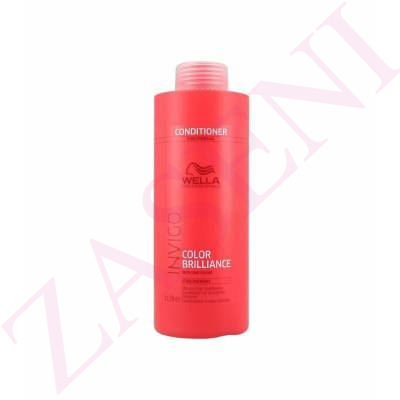 WELLA INVIGO ACONDICIONADOR BRILLANCE FINO 1000ML