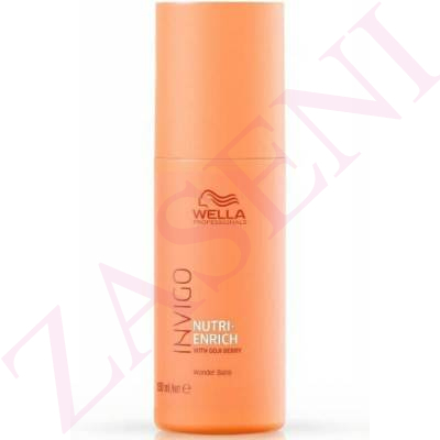 WELLA INVIGO BALSAMO ENRICH RESCATE 150ML