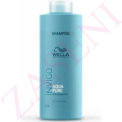 WELLA INVIGO CHAMPÚ PURE 1000ML