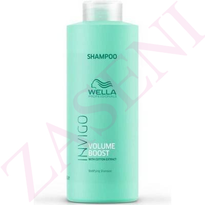 WELLA INVIGO CHAMPÚ VOLUME 1000ML