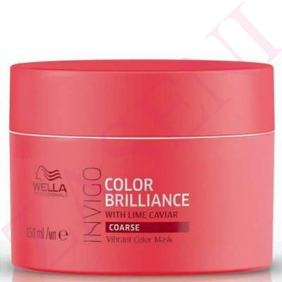 WELLA INVIGO MASCARILLA BRILLIANCE GRUESO 150ML