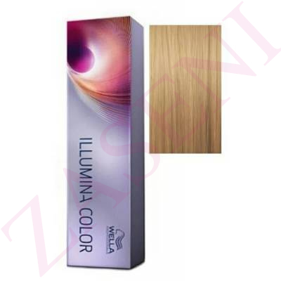 10/36 RUBIO SUP.CL.DORADO VIOLETA WELLA ILLUMINA COLOR 60ML