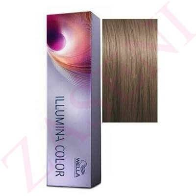 WELLA TINTE ILLUMINA COLOR 8/1 60ML