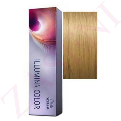 8/38 RUBIO CLARO DORADO PERLA WELLA ILLUMINA COLOR 60 ML