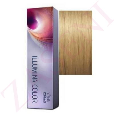 9/ RUBIO MUY CLARO WELLA ILLUMINA COLOR 60 ML