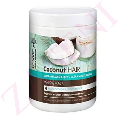 DR SANTE MASCARILLA COCONUT 1000ML