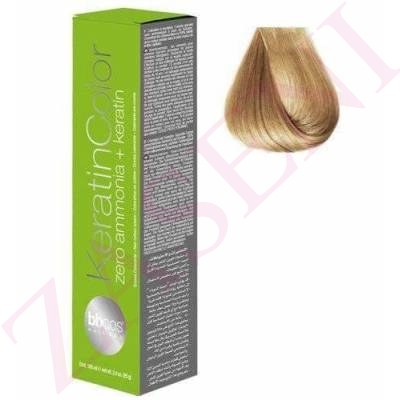 BBCOS KERATIN COLOR 9/0 100ML