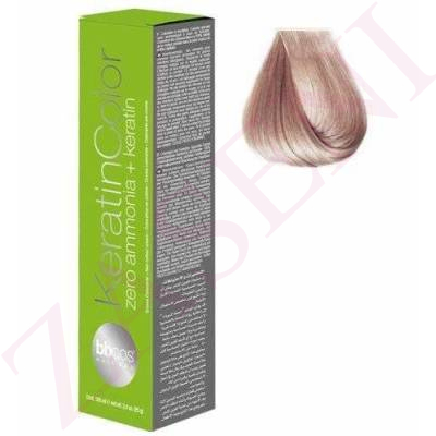 BBCOS KERATIN COLOR 8/26 100ML