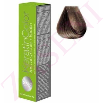 BBCOS KERATIN COLOR 7/7 100ML