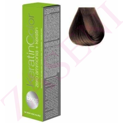 BBCOS KERATIN COLOR 7/00 100ML