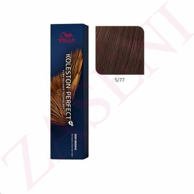 WELLA TINTE KOLESTON PERFECT ME+ Nº 5/77 60ML