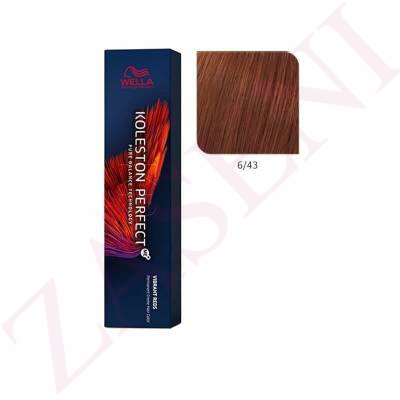 WELLA TINTE KOLESTON PERFECT ME+ Nº 6/43 60ML