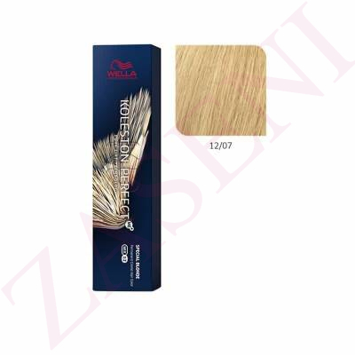 WELLA TINTE KOLESTON PERFECT ME+ Nº 12/07 60ML