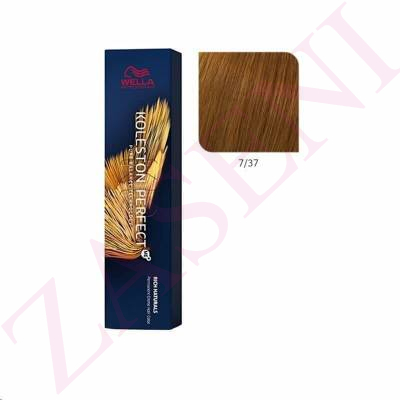 WELLA TINTE KOLESTON PERFECT ME+ Nº 7/37 60ML