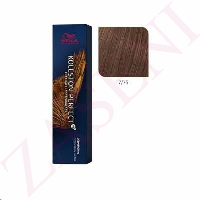 WELLA TINTE KOLESTON PERFECT ME+ Nº 7/75 60ML