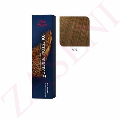 WELLA TINTE KOLESTON PERFECT ME+ Nº 7/73 60ML