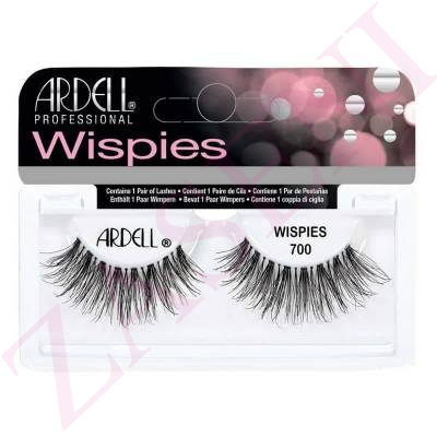 ARDELL PESTAÑAS WISPIES BLACK 700