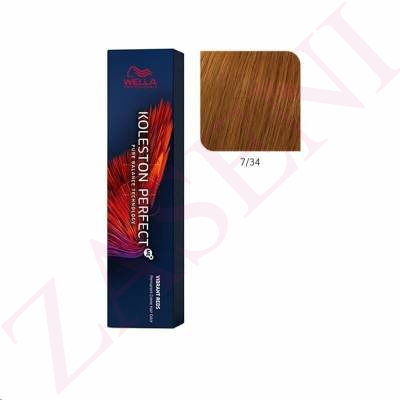 WELLA TINTE KOLESTON PERFECT ME+ Nº 7/45 60ML