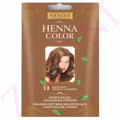 VENITA HENNA COLOR 15  BROWN